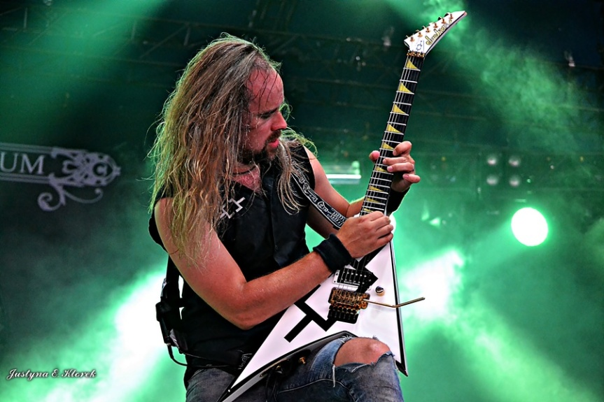 Markus Vanhala @Tuska Open Air Metal Festival 2016