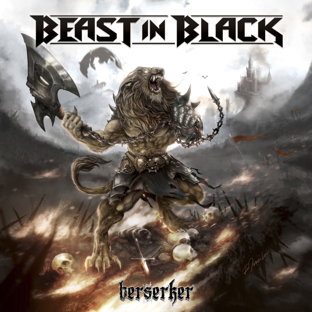 Beast In Black - Berserker - Artwork