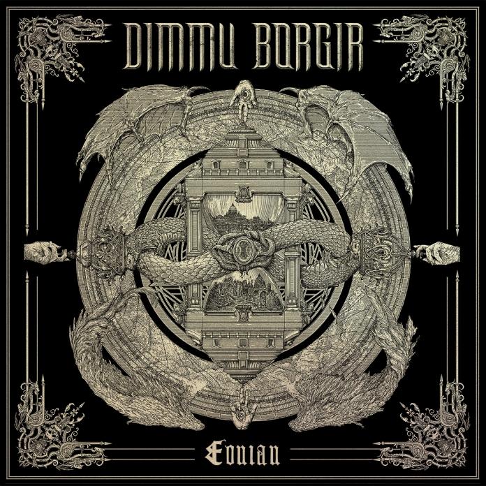 Dimmu Borgir - Eonian - Artwork