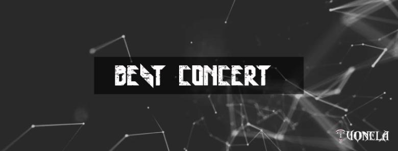 best concert