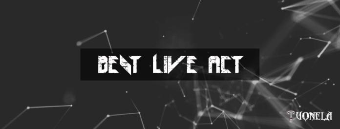 best live act